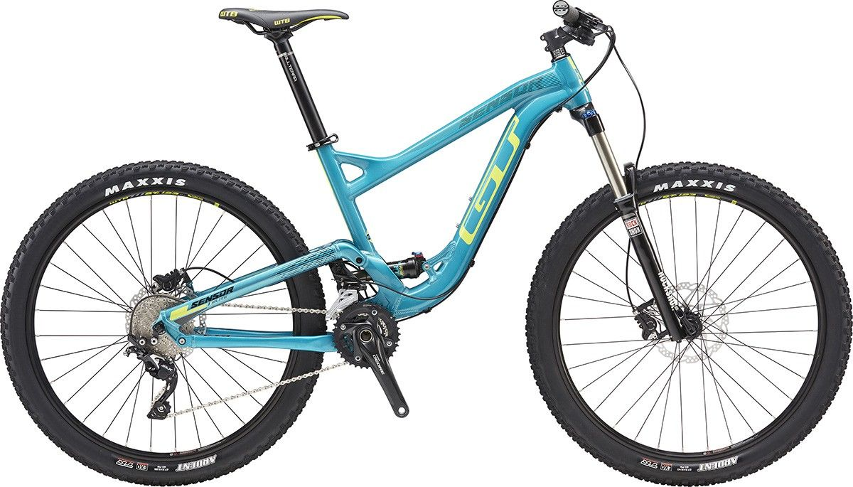 VTT GT Sensor Alloy Elite 2016 (Bleu) - XL