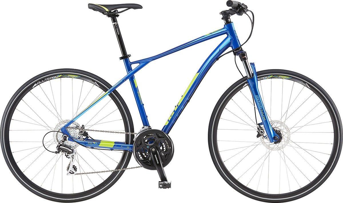 VTC GT Transeo 3.0 (Bleu) - S