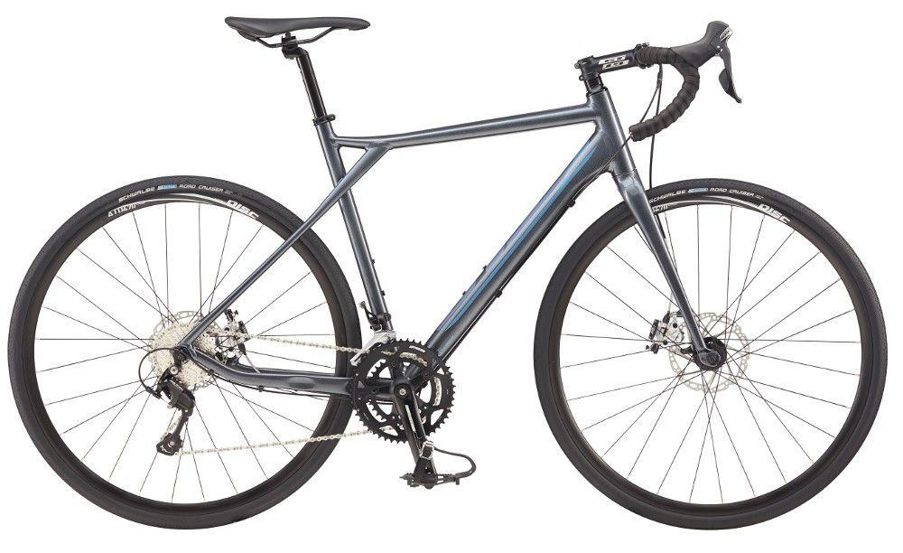 Vélo gravel GT Grade Alloy 105 2017 Gris - S / 53 cm
