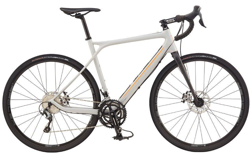 Vélo GT Grade Carbon Tiagra 2017 Gris - S / 53 cm