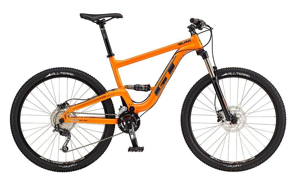 VTT tout suspendu GT Verb Elite (Orange) - XS