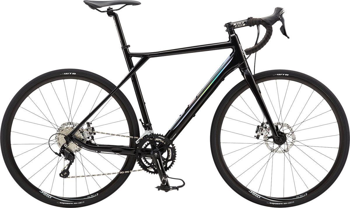 Vélo gravel GT Grade Alloy Expert 2018 Noir - XS / 51 cm