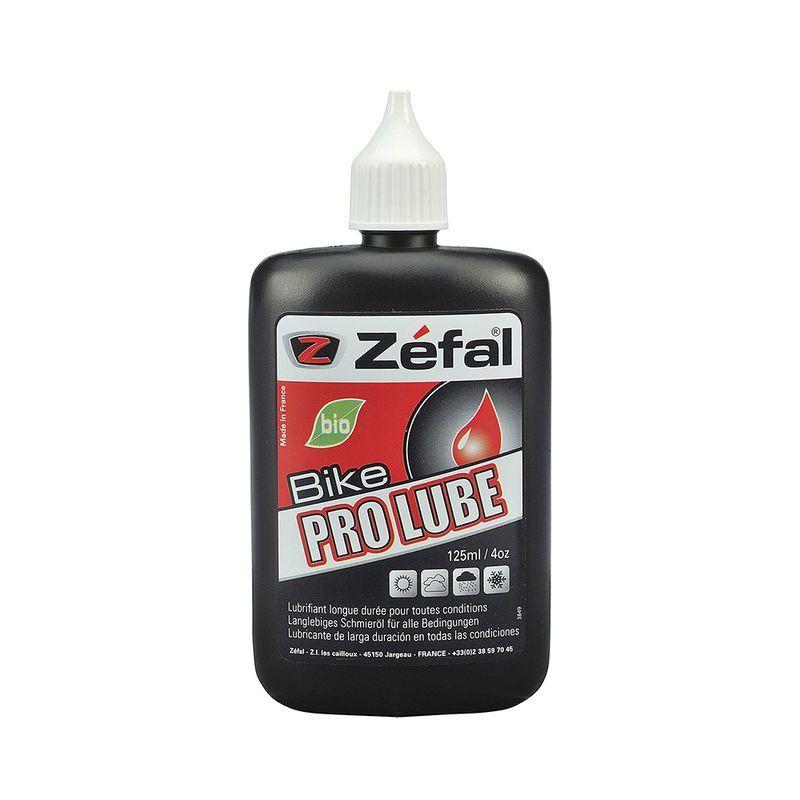 Lubrifiant chaîne Zéfal Pro Lube Toutes conditions 125 ml