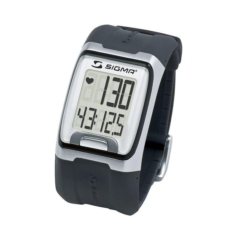 Montre Cardio-fréquencemètre Sigma PC 3.11 Noir avec ceinture