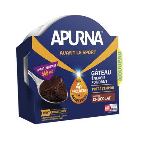 Gâteau énergie Apurna prêt à l'emploi 280 g