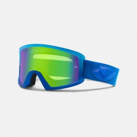 Masque Giro Blok MTB Bleu mat/Vert