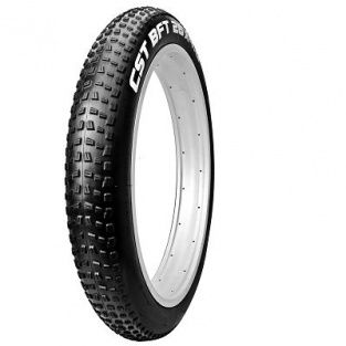 Pneu CST Big Fat Tire 26 x 4.00 TR Noir