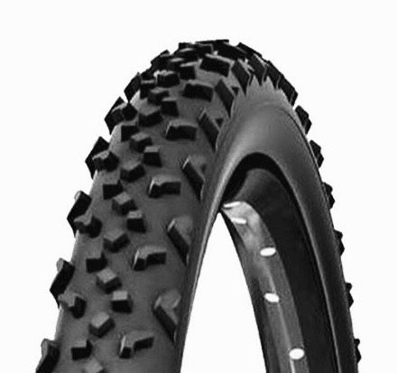 Pneu Michelin Country Cross 26 x 1.95 TR Noir