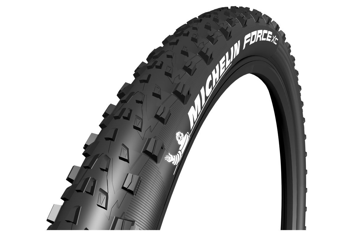 Pneu Michelin Force XC Gum-X3D 27.5 x 2.25 Tubeless Ready