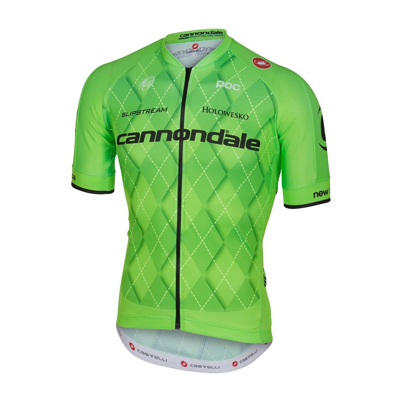 Maillot Cannondale Cannondale Pro Cycling Team by Castelli Vert - XL