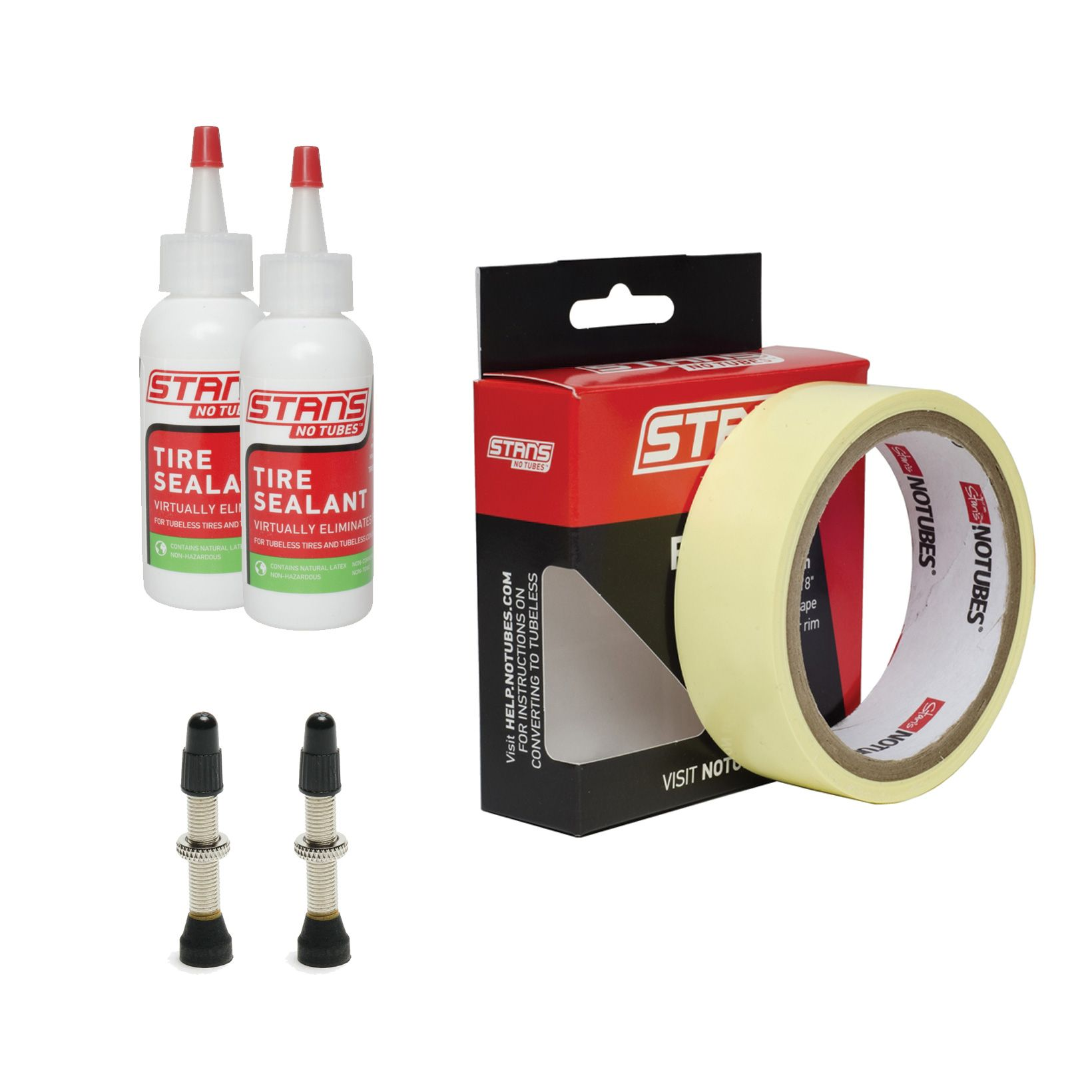 Kit de conversion tubeless Stan's NoTubes 30 mm