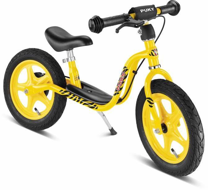 Draisienne PUKY LR1 L Br jaune 3 ans pneus gonflables et frein