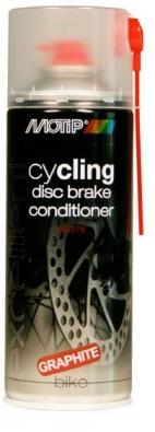 Spray conditionnement freins à disque Motip 400 ml M000278