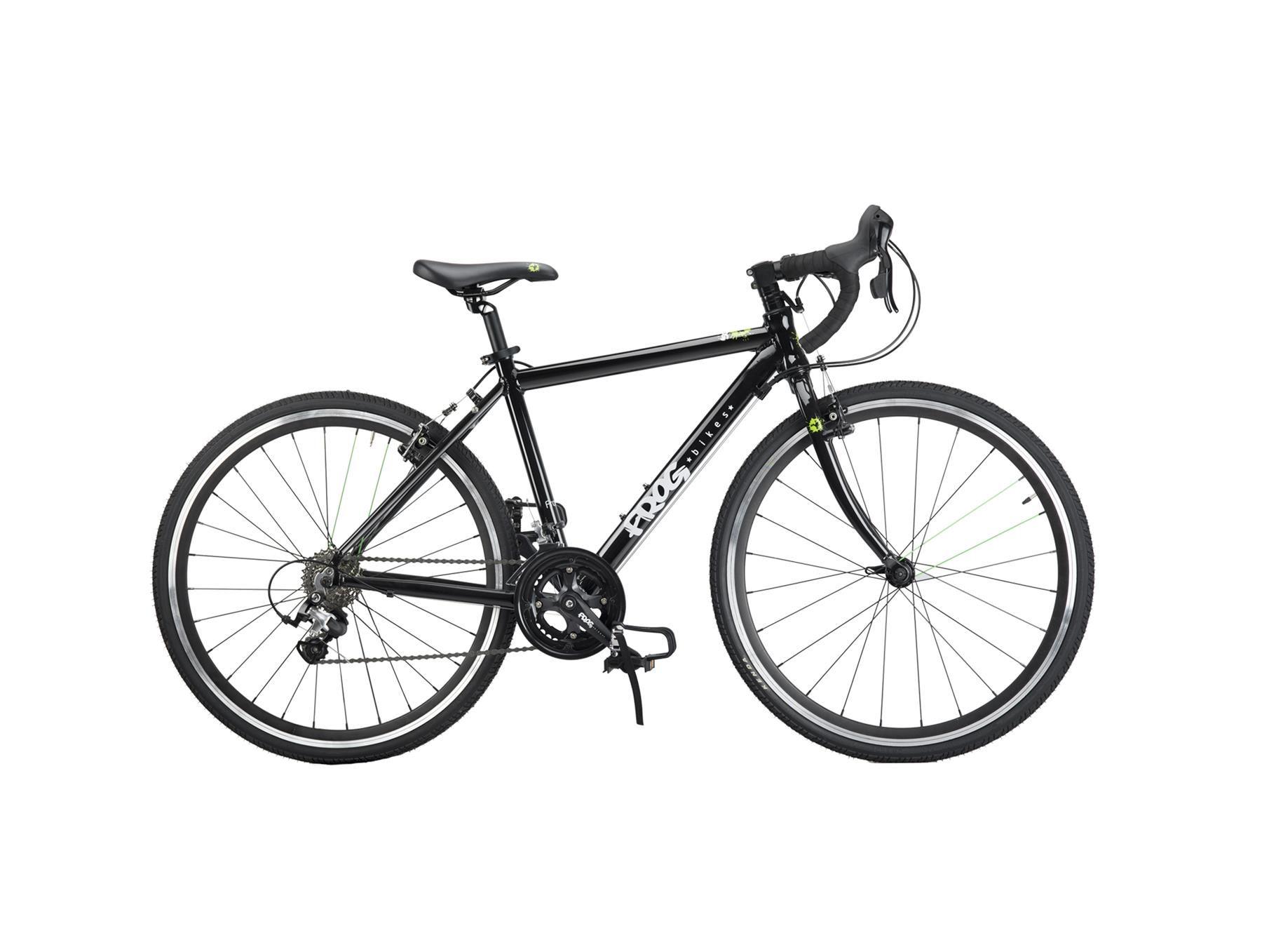 Vélo route enfant Frog Bikes Road 70 Noir