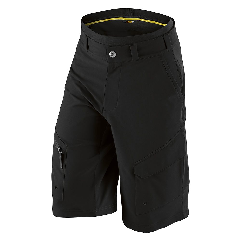 Short VTT Mavic Crossmax LTD Noir/Jaune Mavic - XL