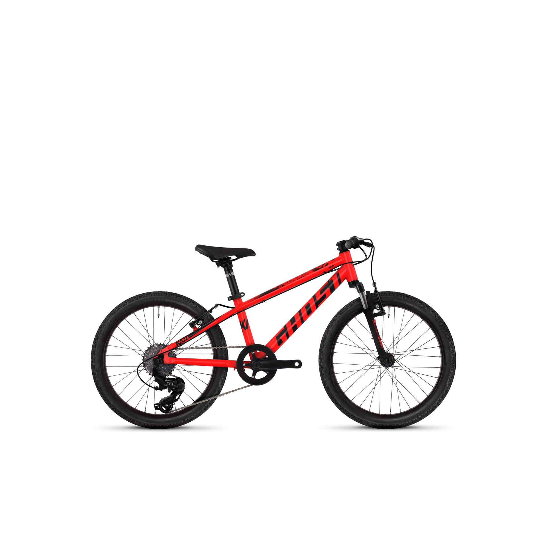 VTT semi-rigide Ghost Kato Kid 2 20 Rouge