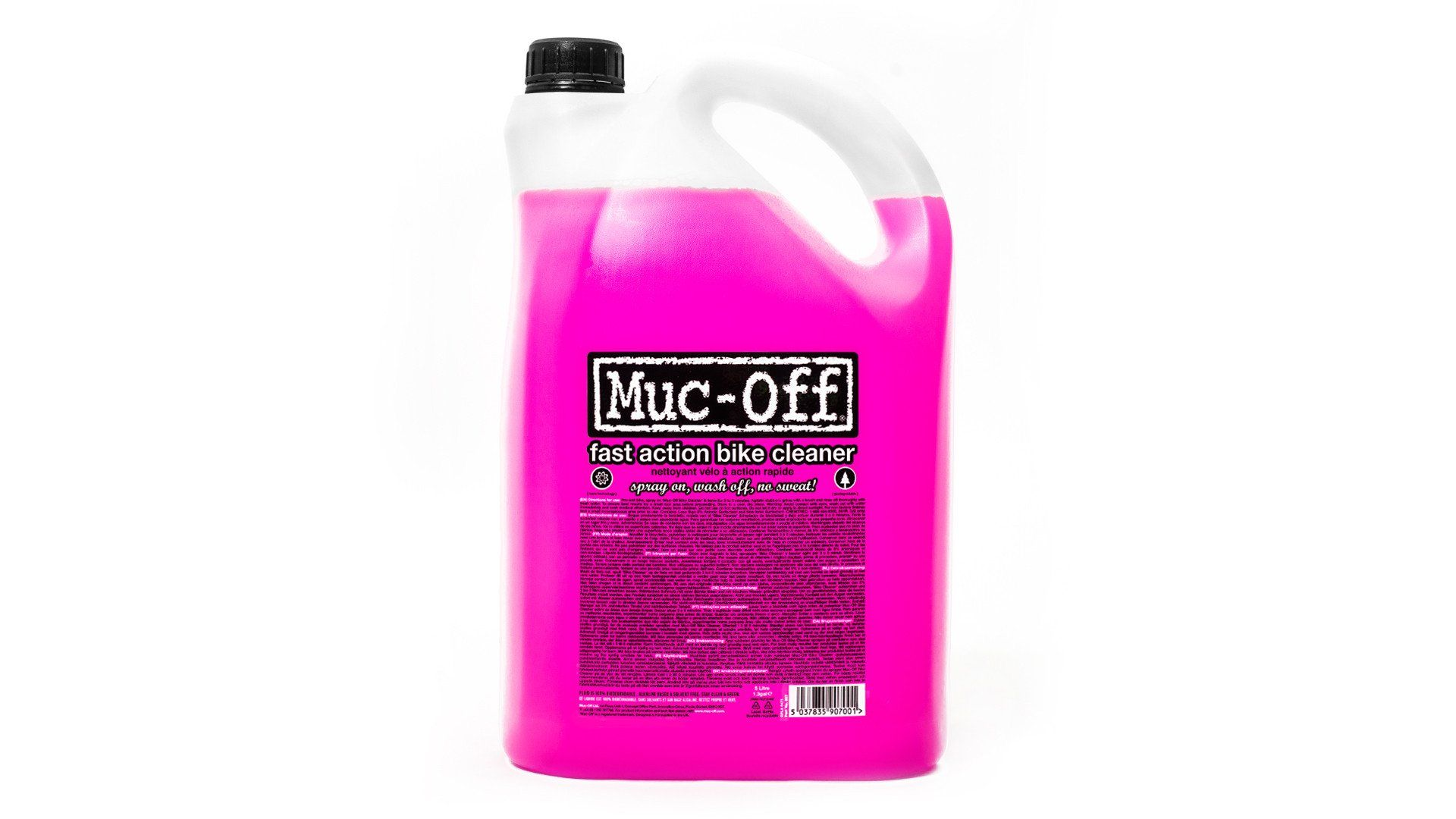 Nettoyant vélo Muc-Off Nano Tech Bike Cleaner 2,5 L