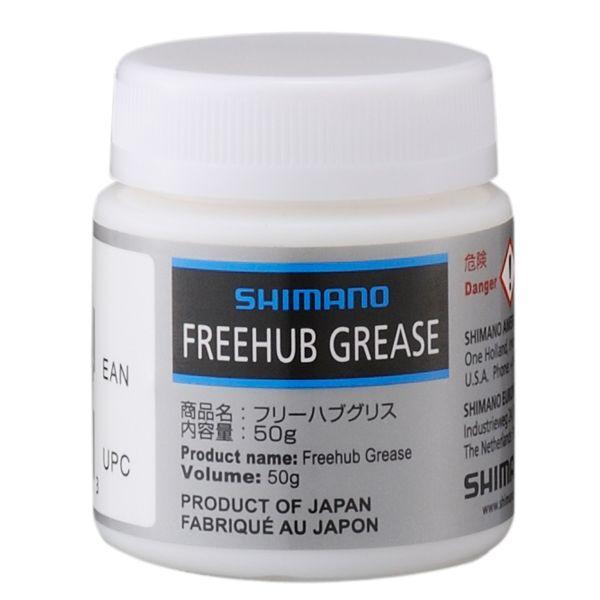 Graisse Shimano roue-libre Pot 50 g