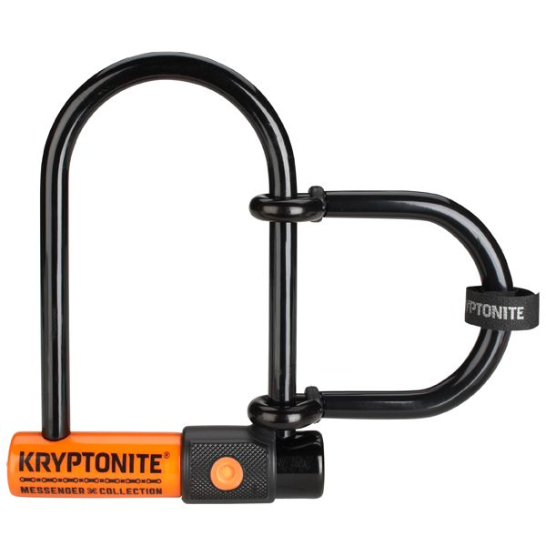 Antivol Kryptonite Messenger Mini+ Ulock avec extension pour roue