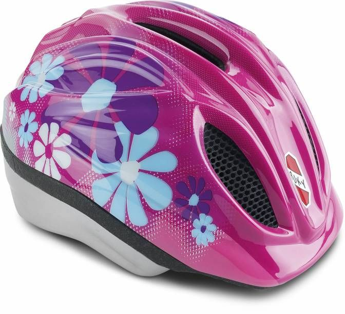 Casque Puky PH1 S/M Rose