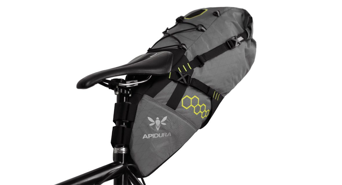 Sacoche de selle Apidura BackCountry Regular 17 L
