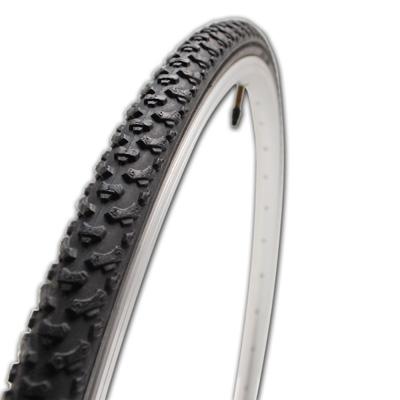 Pneu cyclocross Deli Tire S-155 700 x 28C TR Noir