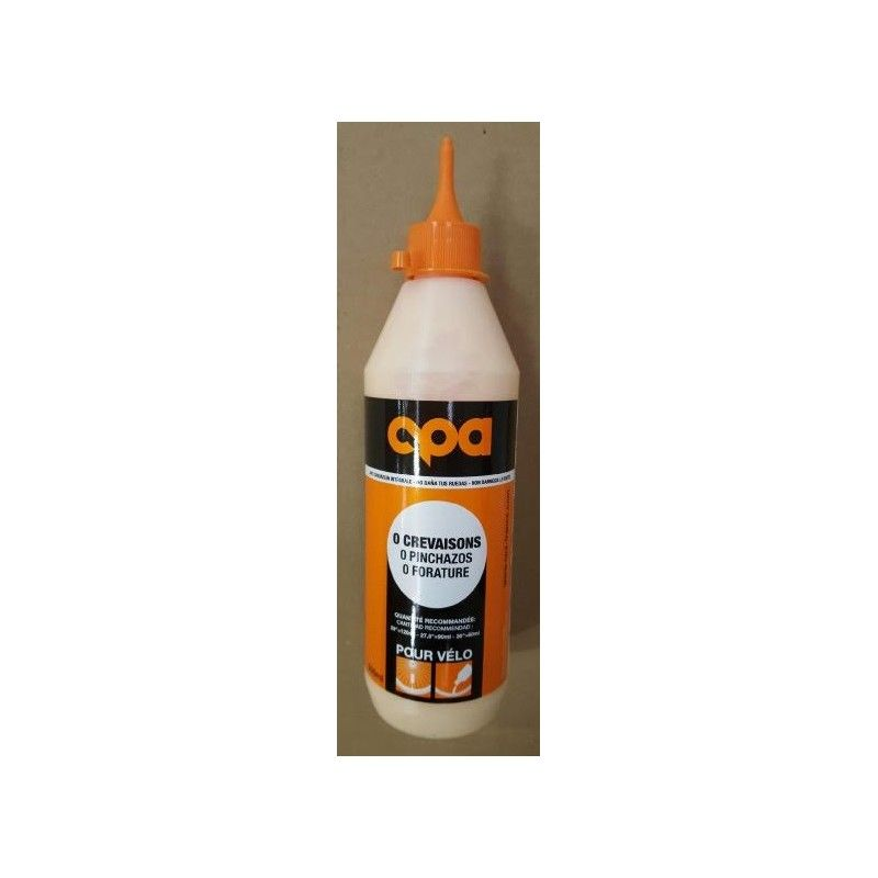 Liquide préventif tubeless CPA Bidon 500 ml