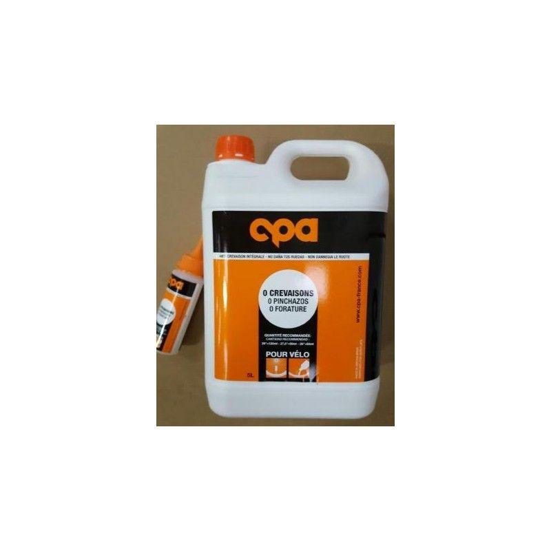 Liquide préventif tubeless CPA Bidon 5 L