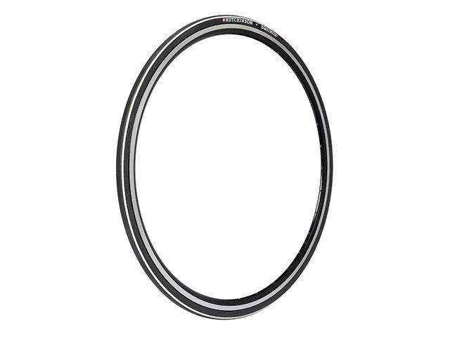 Pneu Hutchinson Equinox 2 700 x 23C TT TS Noir/Blanc