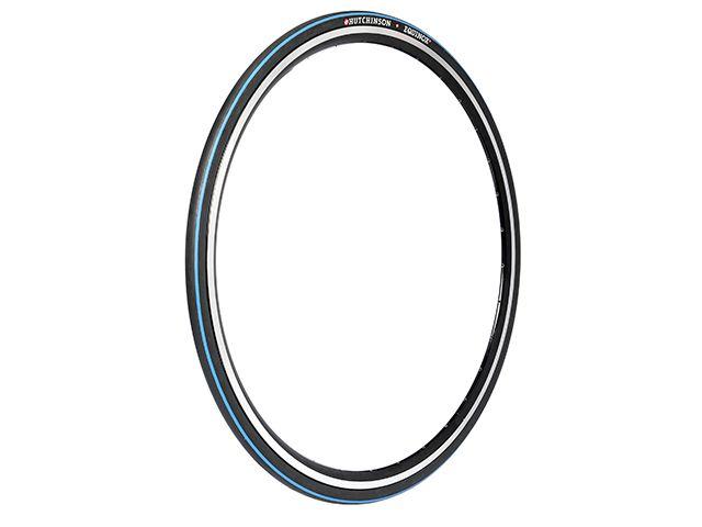 Pneu Hutchinson Equinox 2 700 x 23C TT TS Noir/Bleu