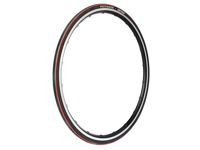 Pneu Hutchinson Equinox 2 700 x 23C TT TS Noir/Rouge