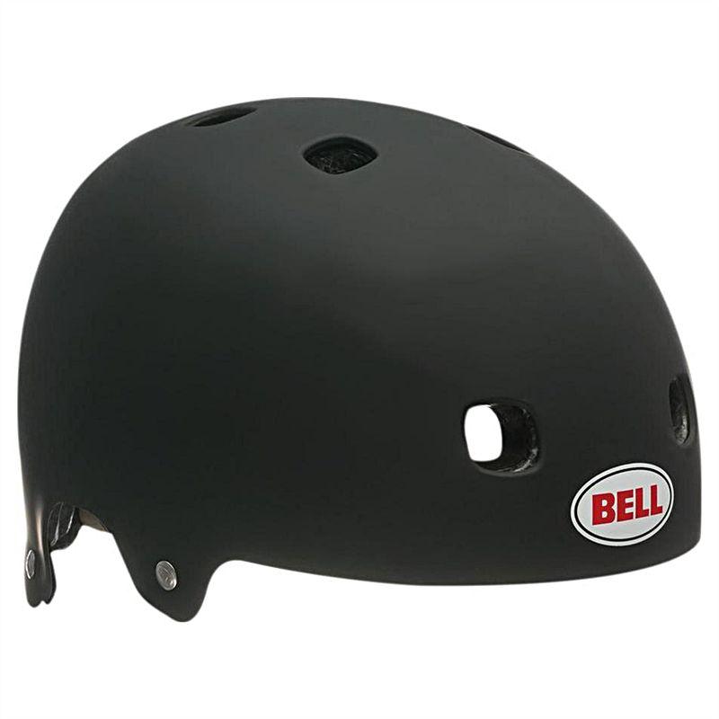 Casque Bell Segment Noir Mat - S (52-56 cm)