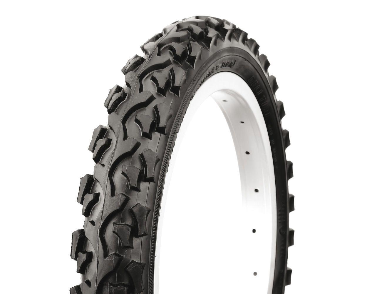 Pneu 350A 14 x 1.3/8 x 1.5/8 Deli Tire S-186 TR Noir