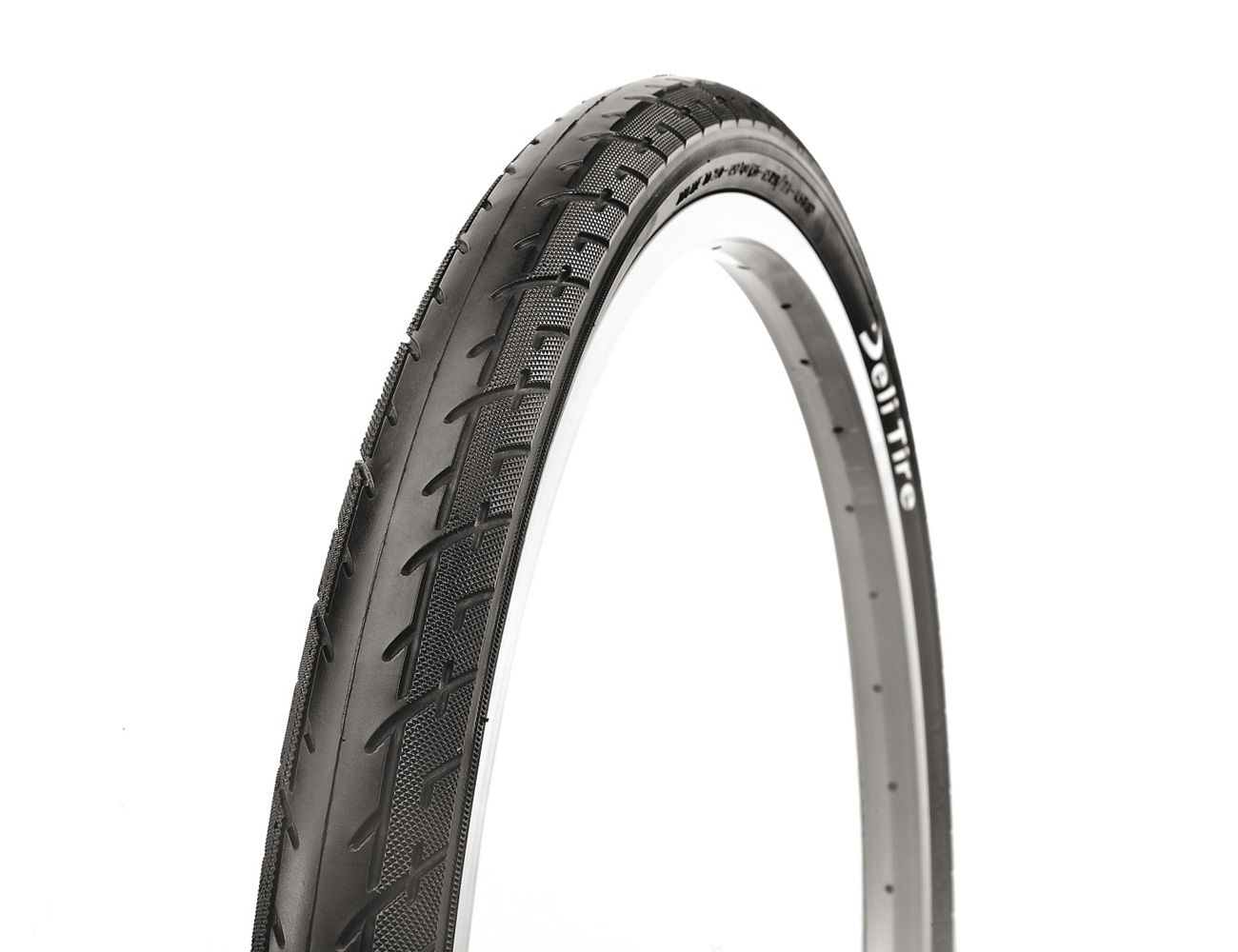 Pneu slick Deli Tire 26 x 1.15 SA-235 TR Noir