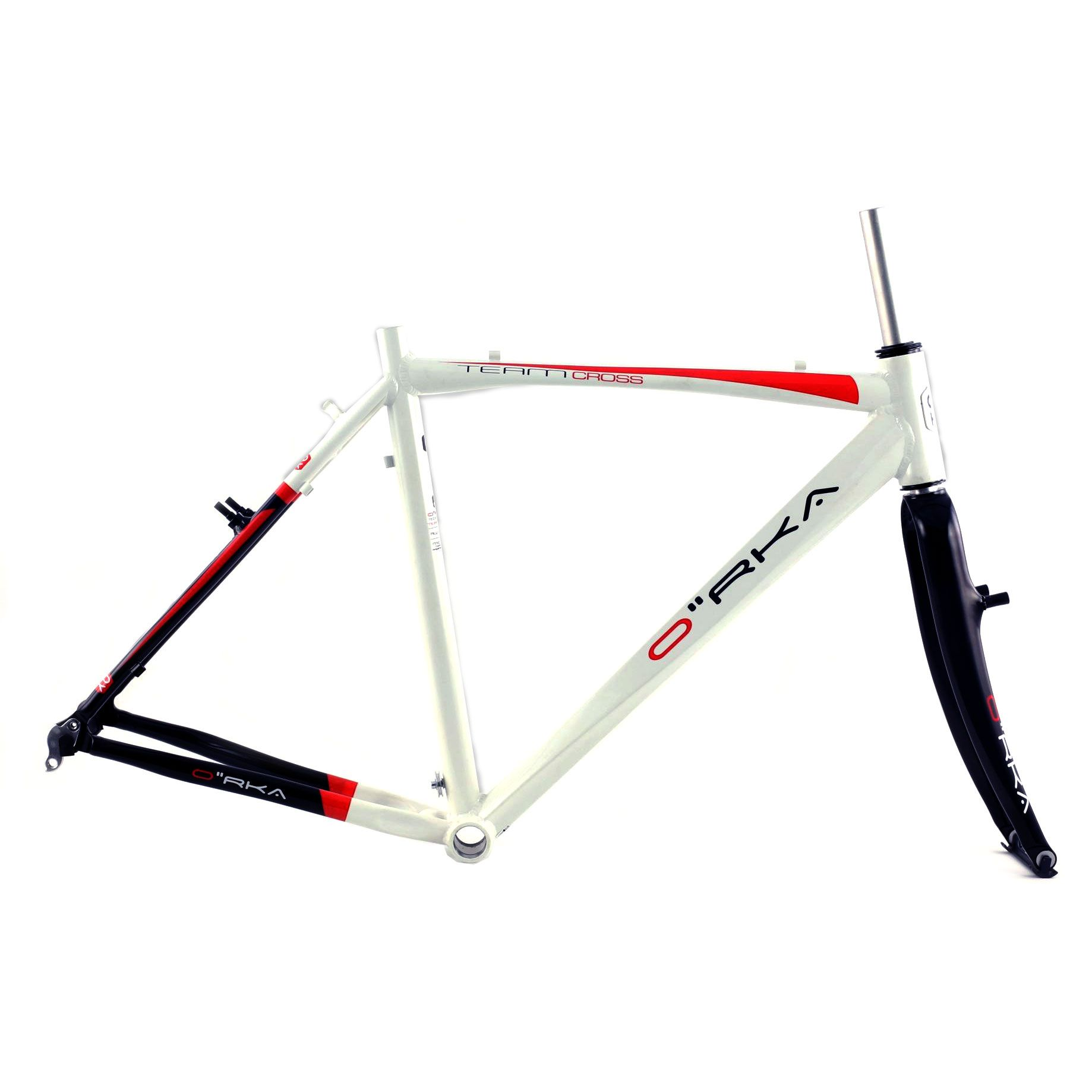 Kit cadre cyclocross Orka Team cross Aluminium - M / 54 cm