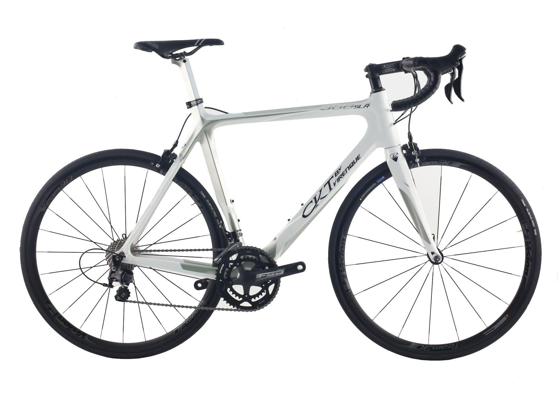 Vélo de route CKT by Virenque 368 SLR carbone Shimano Ultegra - L / 55 cm
