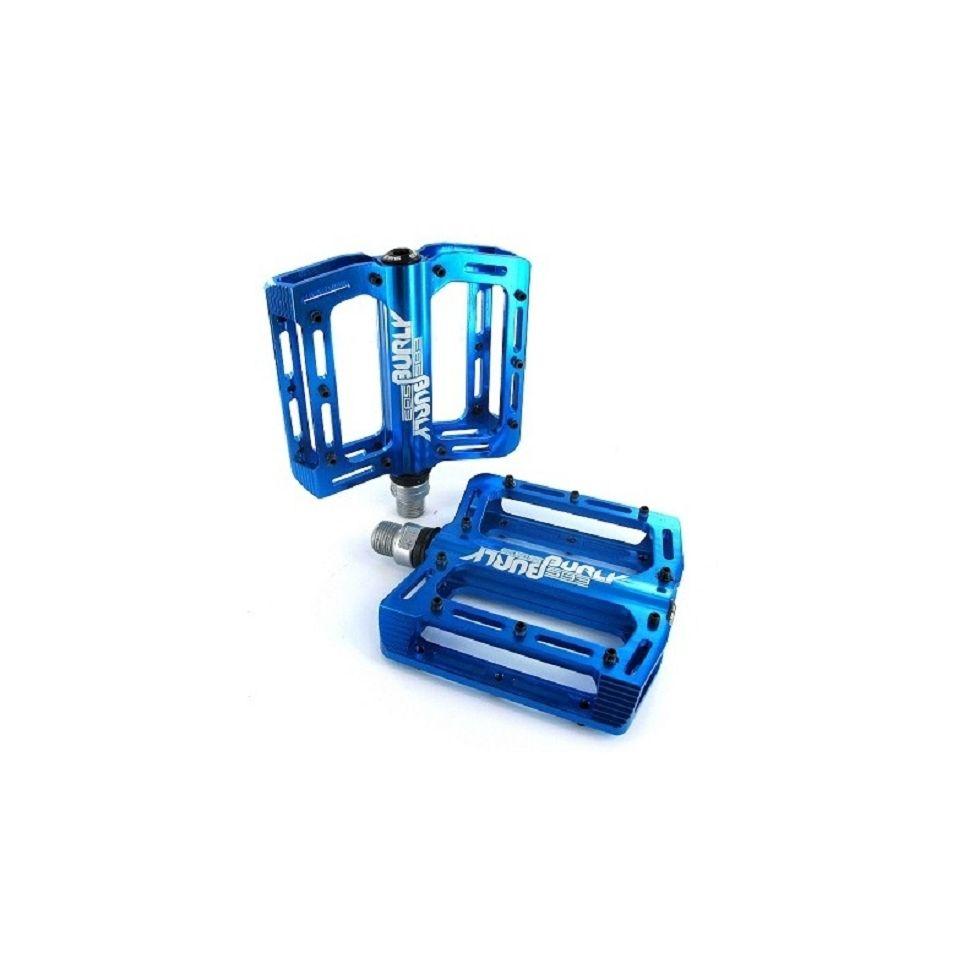 Pédales SB3 Burly DH Bleu