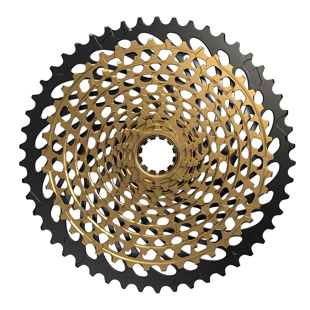 Cassette SRAM Eagle XX1 XG-1299 12V 10-50 dents Or