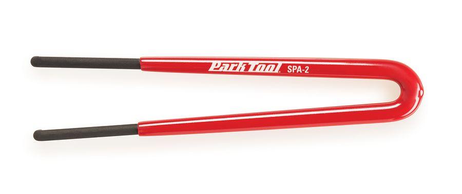 Clé à ergot Park Tool pour roue-libre et contre-écrou - SPA-2