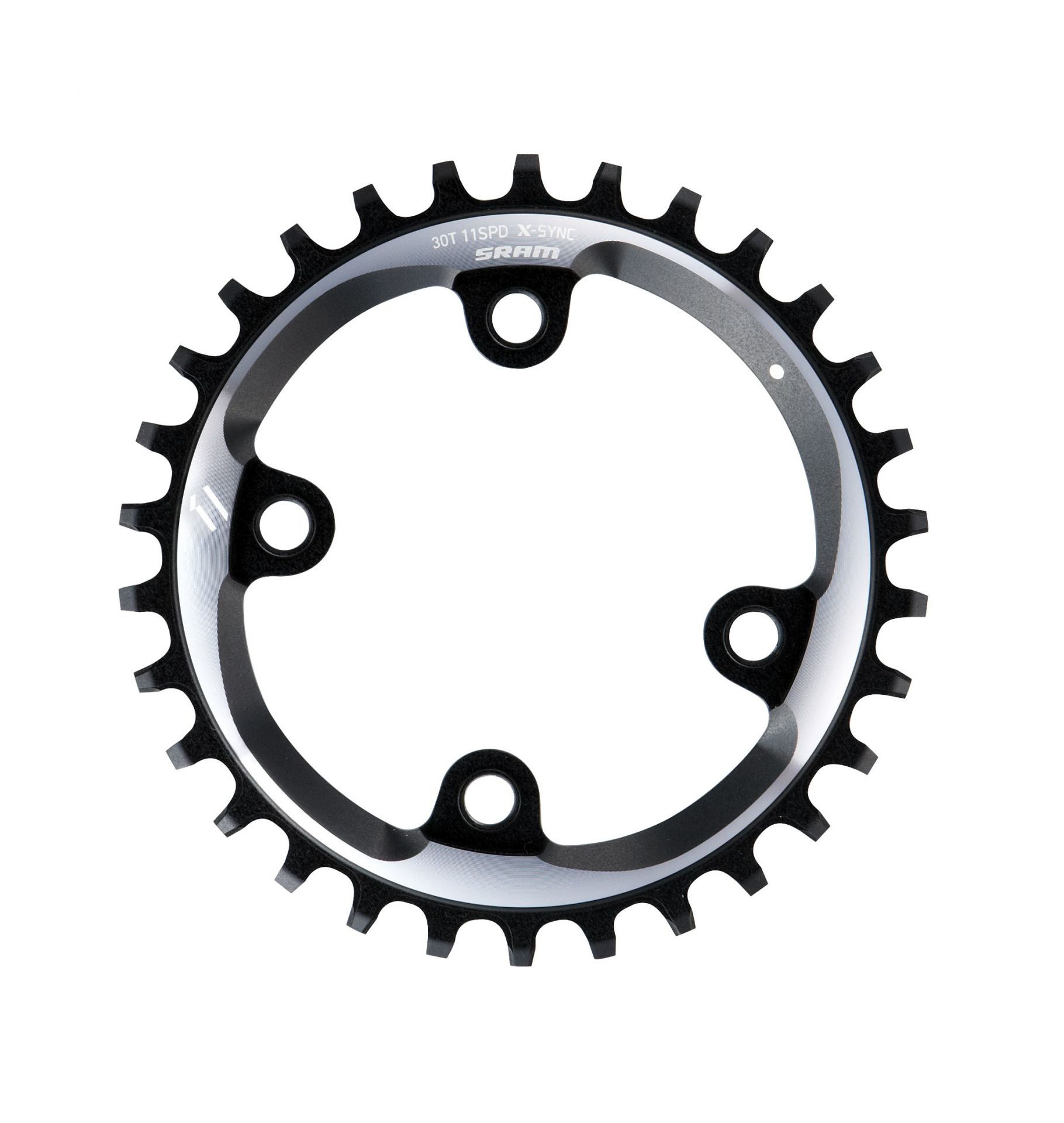 Plateau SRAM Truvativ XX1 11 vitesses 30 dents gris
