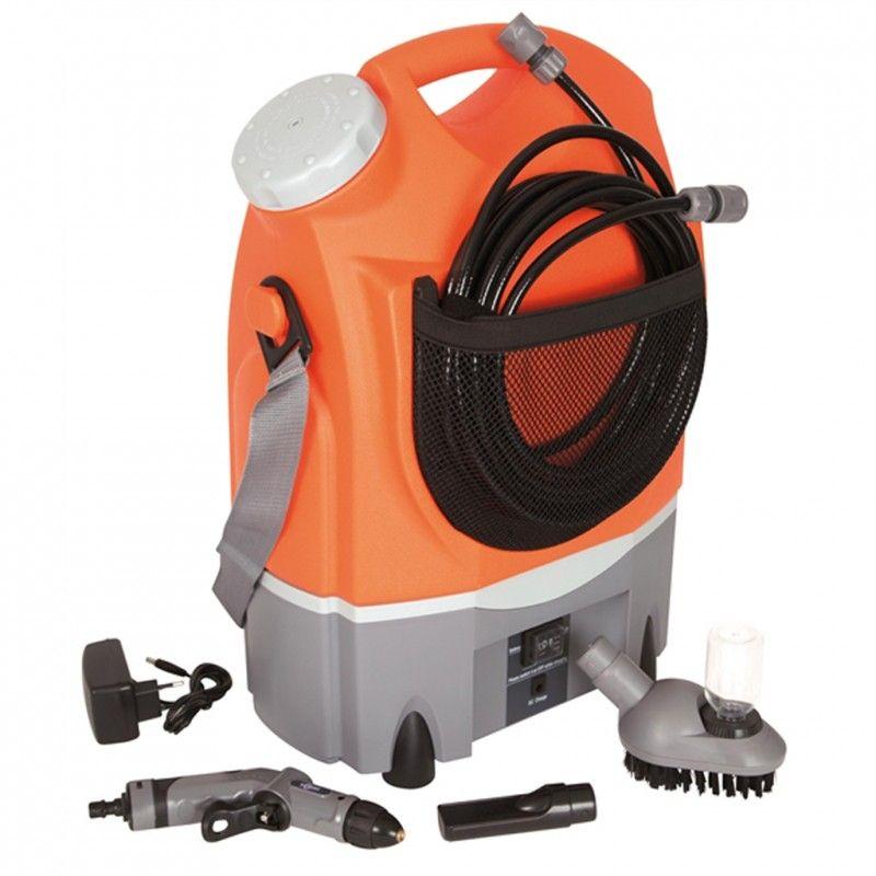 Station de lavage autonome à haute pression BRATEX 17 L + accessoires