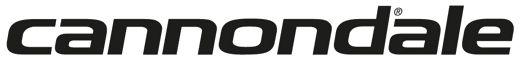 Autocollant Cannondale Logo Die-cut 50 cm Noir