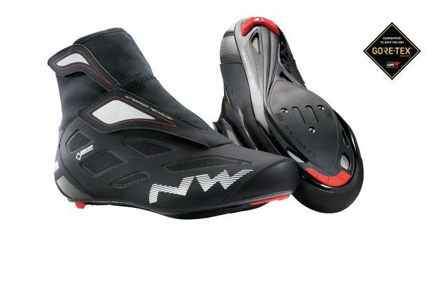 Chaussures hiver Northwave Fahrenheit 2 GTX Noir - 45