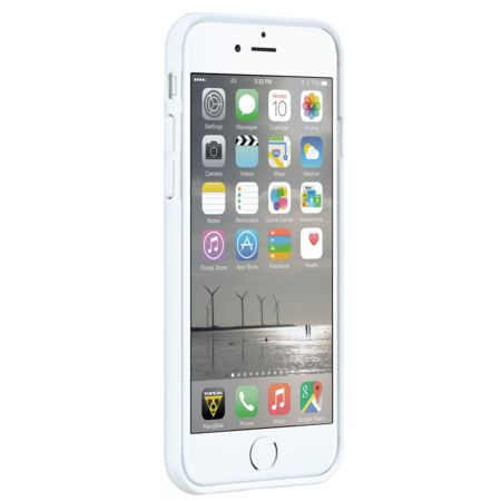 Housse et support de SmartPhone Topeak RideCase - iPhone 6 (blanc)