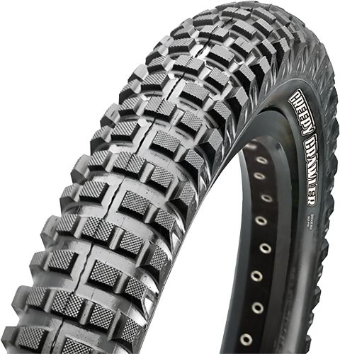 Pneu Maxxis Creepy Crawler 20 x 2.00 Super Tacky 42a TR