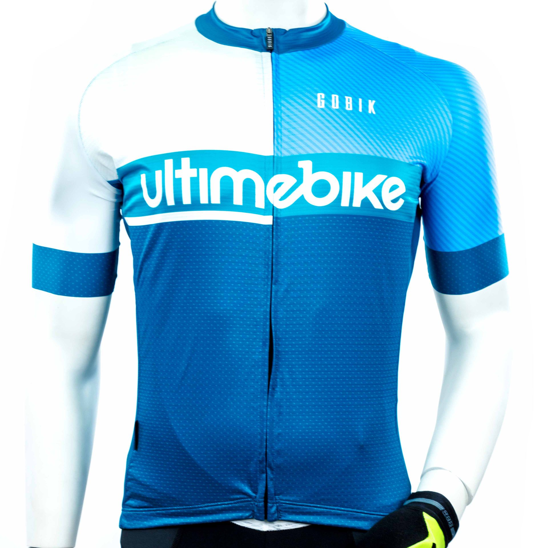 Maillot Ultime Bike Rocket by Gobik Manches courtes - S