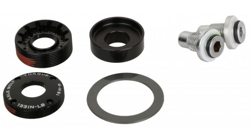 Kit de fixation Mavic pour Lefty/Lefty Max