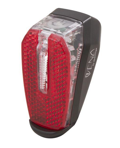 Feu arrière Spanninga Vena Xd 1 LED à dynamo sur garde-boue