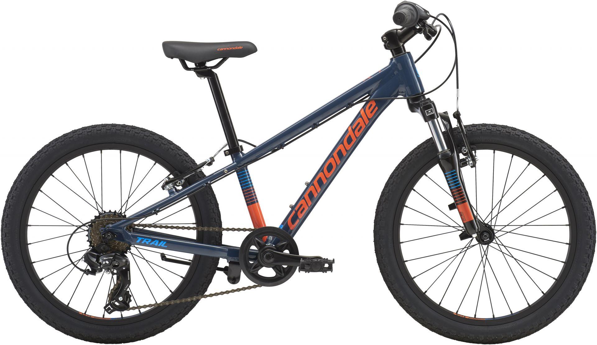 VTT enfant Cannondale Trail 20 SLA Bleu/Orange