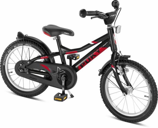 Vélo Puky ZLX 16\